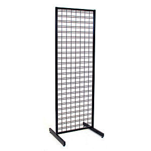 Slatgrid unit- 2x6 - black