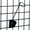 Flag Holder for grid - black