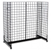 Grid gondola unit 48 inches long - black