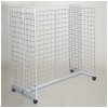 Grid gondola unit 48 inches long - white